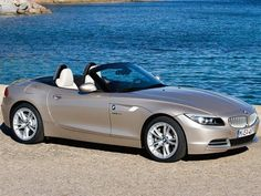 BMW Z4 ... Convertible, natch