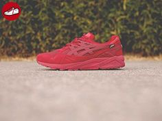 ASICS - Sneaker - Herren - Rote Gel Kayano Trainer Ripstop aus Gore Tex Mono für herren - 44 - Asics schuhe (*Partner-Link)