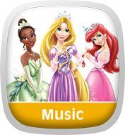 LeapFrog App Center: Disney Princess: Fairy Tale Songs