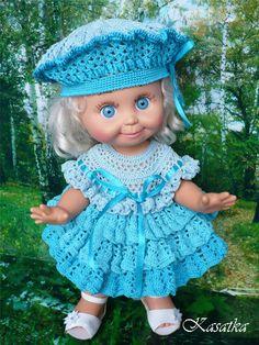 блог о куклах, blog about galoob baby face doll