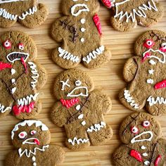 Gingerbread Zombies | Spoonful