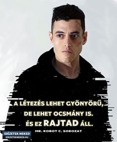 Mr Robot, Gay, Running, Quotes, Movie Posters, Fictional Characters, Quotations, Keep Running, Film Poster