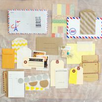 Oh, Hello Friend | Book of Notes Kit - I need this in my life!!!!