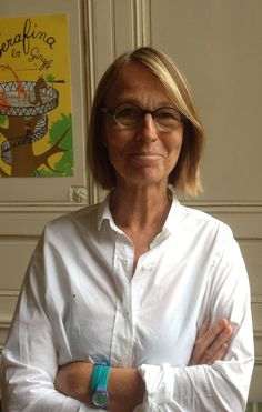 Newly elected president Emmanuel Macron appointed award-winning publisher Françoise Nyssen as France's new culture minister. Thats Not My Age, Uppsala, Coat, Women, Education, Fashion, Culture, Sons, Home