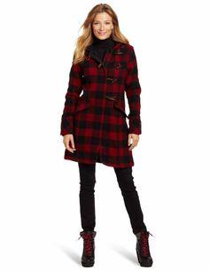 Amazon.com: Woolrich Women's Bristol Duffle Jacket: Clothing