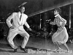 Hoppin At The Savoy Ballroom