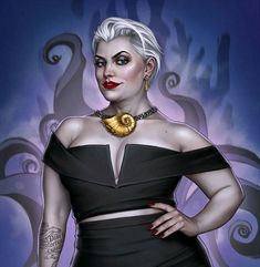 Illustrator Imagines Disney And Video Game Characters As If They Lived In 2019 New Pics) - Quick 5 minutes DIY Ideas Walt Disney Movies, Film Disney, Disney Villains, Punk Disney, Disney Disney, Disney Princesses, Baymax, Ursula Disney, Walt Disney Animation Studios