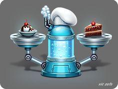 Flavor Scale illustration