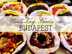 featured must try foods budapest