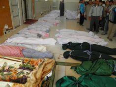 Al-Houla Massacre - 51 Children Murdered in Syria