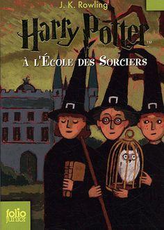 Harry Potter à l'école des sorciers - J.K. Rowling (Mars 2014)