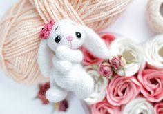Bunny amigurumi free crochet pattern