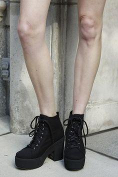Sixty Seven Platform Sneakers