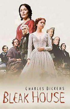 Bleak House / Charles Dickens    This was excellent.  The performances by the familiar faces  so interesting.