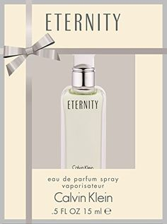 (Product review for Calvin Klein Eternity Eau de Parfum Spray, 0.5 fl. oz.). One of the world's leading lifestyle brands, Calvin Klein is synonymous with authentic modern minimalist style. Everything it creates —clothing, accessories, home design—becomes a timeless classic. The label's award-winning fragrances are no exception. Calvin Klein's portfolio of b...