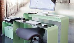 OneLess Office – Ein stylisches kleines Büro