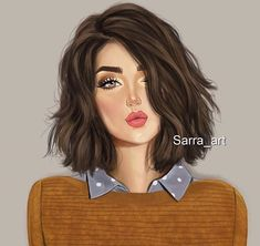 girly drawings girly pictures cute wallpapers sarra art girly m girl sketch fashion sketches drawing tips art girl girly_m drawing and art image Girly M, Girl Cartoon, Cartoon Art, Sarra Art, Pop Art Tattoos, Cute Girl Drawing, Pop Art Girl, Girly Drawings, Cute Girl Wallpaper