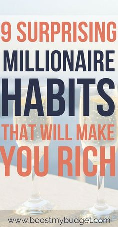 Dreaming of the millionaire lifestyle? Millionaires are more like us than we imagine. Most of them are just normal people who made smart choices. The 9 personal finance tips in this article will help you hack the millionaire mindset and teach you how to become a millionaire by saving, earning, investing and managing your money wisely!