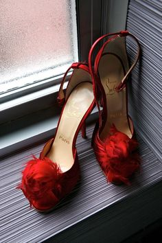 Louboutin   we ❤ this!  Red Dust Active - Functional. Fun. Stylish - active accessories made for active liefstyles - www.reddustactive.com