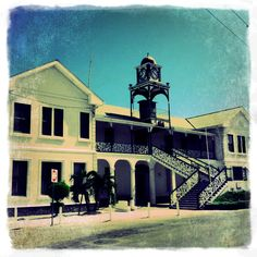 Belize City Court House. The Places Youll Go, Places Ive Been, Places To Go, Belize City, Mobile Photos, Central America, Wonderful Places, Caribbean, Around The Worlds