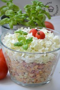 Coleslaw, Guacamole, Italian Recipes, Poultry, Potato Salad, Sushi, Oatmeal, Food And Drink, Pudding