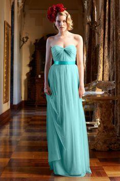 Wtoo 650 I Bridesmaid Dress ocean and tiffany
