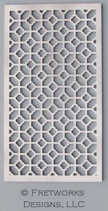 Fretwork Panels Moroccan Fretwork Mdf Screen Select Size