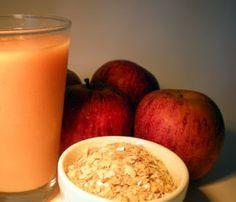 A vitamina que emagrece: maçã, aveia, chia e linhaça | Cura pela Natureza.com.br