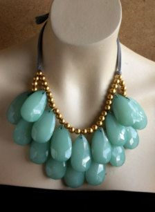 Statement in Necklaces - Etsy Jewelry - Page 6