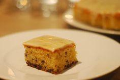 LILLIANs MATBLOGG: Appelsinkake med sjokoladebiter