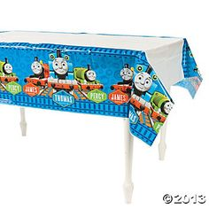 Thomas The Tank & Friends™ Table Cover