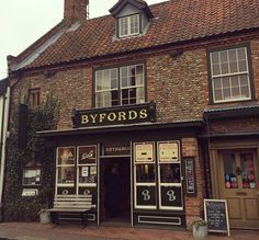 Byfords of Holt, Norfolk