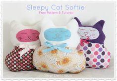 Cat softie