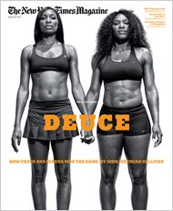 A picture of Venus Williams, Serena Williams. This site is a community effort to recognize the hard work of female athletes, fitness models, and bodybuilders. Black Girls Rock, Black Girl Magic, Venus And Serena Williams, Serena Williams Workout, Vanessa Williams, New York Times Magazine, My Black Is Beautiful, Beautiful Eyes, Beautiful People