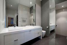 double basin bathroom