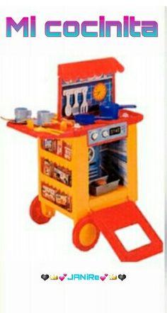mi primera cocina de juguete