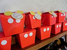 Mickey Boxes