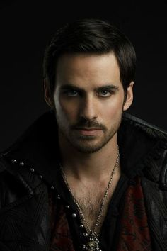 Colin O'Donoghue Captain Hook Once Upon A Time. I think I just have a thing for pirates.
