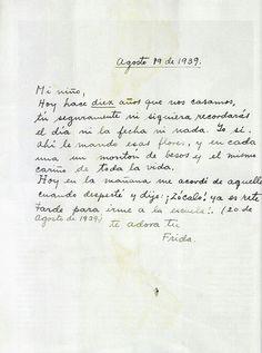 Cartas a Diego Rivera
