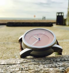 On the Beach. A watch from the new 2017 collection. #schofield #luxury #watches #british