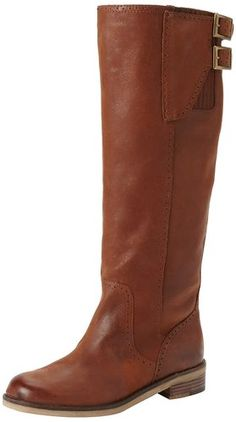Lucky Women's Andria Equestrian Boot,New Bourbon,6 M US