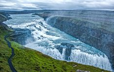 Thingvellir National Park | Gullfoss Waterfall, Thingvellir National Park, Iceland