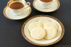 These easy, buttery Shortbread Cookies are a delight to add to any gathering! They're a classic European Cookie that goes perfectly with coffee or tea.
