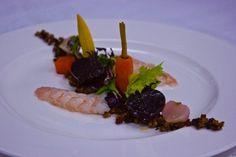 Sofitel Munich restaurant/hotel dish
