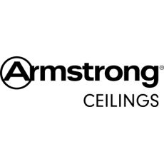 Armstrong 15mm Bioguard Square Edge [2222M] 1200mm x 600mm [8pc] (5.76m2)