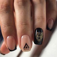 3,182 вподобань, 2 коментарів – Маникюр / Ногти / Мастера (@nail_art_club_) в Instagram: «Все виды френча на странице @frenchmanic ・・・ Repost @mariya_arr_nails ・・・ #luxio #luxiogel…»