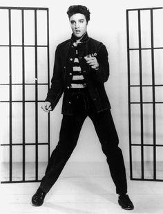 Hoy estaría de cumpleaños el Rey del Rock & Roll, Elvis Presley. Nacido en 1935.