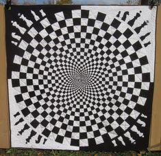 Quiltrascal. Chess Vortex