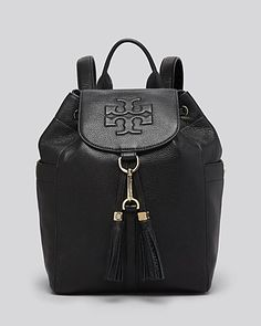 #Tory Burch the backpack