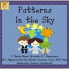 "NGSS and Common Core Aligned First Grade Science Unit, ""Patterns in the Sky!"""